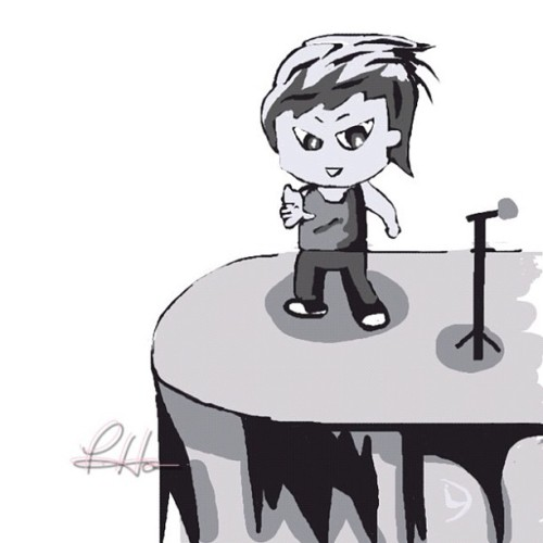 Chibi Singer #iparindhida #teamdli @teamdli #awesomedrawsome #bestofdrawsomething #doodle #omgpop #drawsomething #drawsomethingdesigns @drawsomethingdesigns #fyoupicasso #drawing #drawsomethingcontest #arts #artmazing #drawanything #drawsomethingartists #drawsomethingart_ #instagramers #igers #drawsomethingepic #chibi #anime #cartoon Word : #SINGER  (Taken with Instagram)