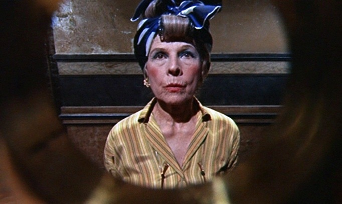 I still love you Ruth Gordon; no matter what Rosemary says.
