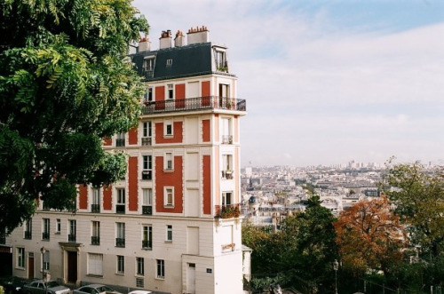 ysvoice:  | ♕ |  View of Montmartre - Paris  | by © _shazza_
