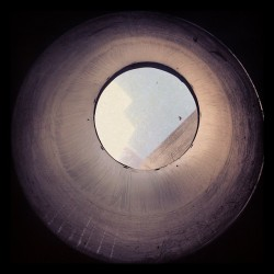 stefelino:  Peeping Hole #braamfontein #jutastreet #cool #awesome #photography #love #secret #lookingup #different #circle #potdza #jozi #cityofgold #hidden (Taken with Instagram)