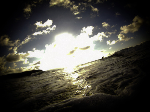 sunset surf - 2012 gopro