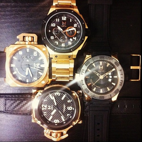 #meister #rosegold #champagnegold #commander #chief #prodigy #ambassador #cool #carbonfiber #chronograph #jj #swag #shopping #singapore #hideandseeksg #retailtherapy #ig #igsg #instagram #iphonesia #brunika #statigram  (Taken with Instagram at Hide & Seek)