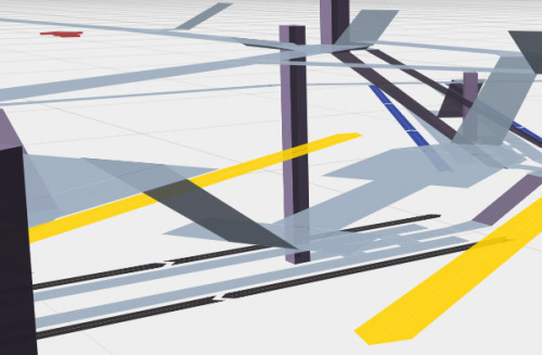hysysk:  Station Maps: Browser-Based 3D Maps of the London Underground - information aesthetics