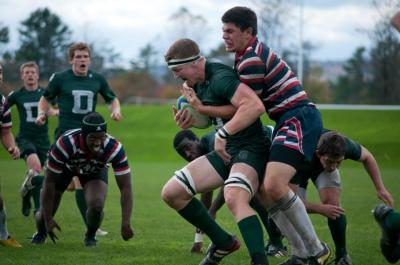 Dartmouth Rugby vs UPenn Rugby