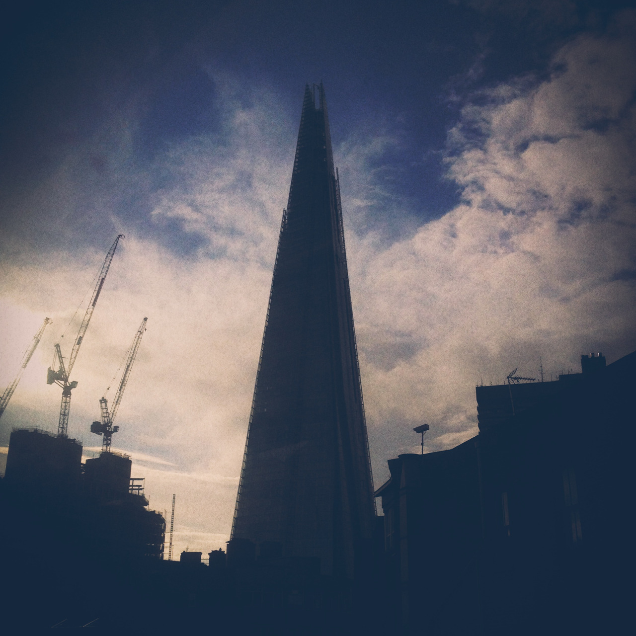 """Wuthering Heights"" (The Shard)"