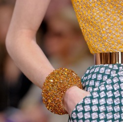 monsieur-j:  Dior Fall 2012 Couture Runway Details