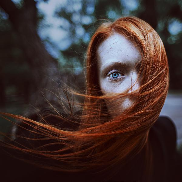 Portrait Photography by Tertius Alio