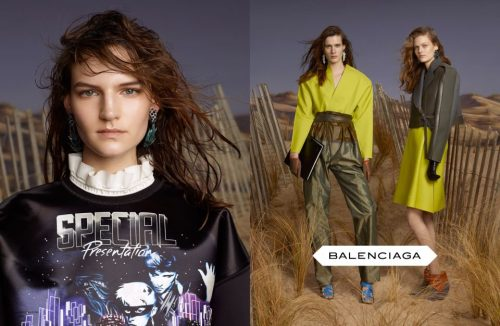 kissmybeautifulshoes:  Balenciaga Fall/Winter 2012-13 Campaign Visual 02 (vía Facebook)