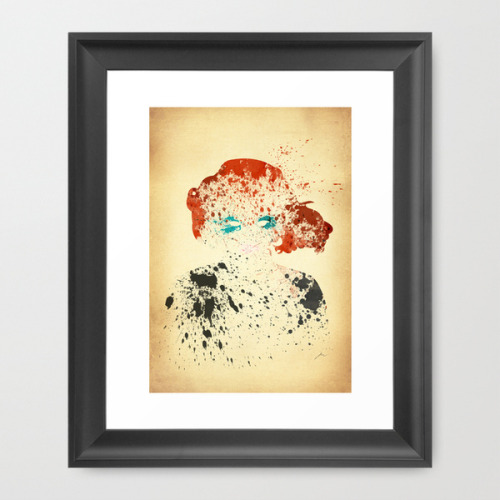 Super Heroes Painted: Black Widow Available here