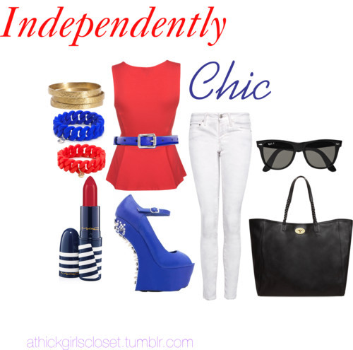 Independently Chic by athickgirlscloset featuring rubber jewelry