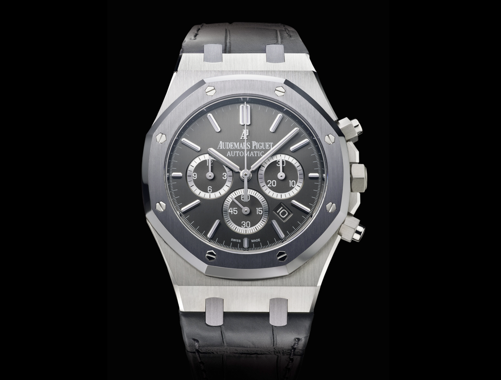 hodinkee:  Introducing the Audemars Piguet Royal Oak Leo Messi limited edition chronograph.  The best soccer player in the world designs a killer new chrono for AP. Details here.