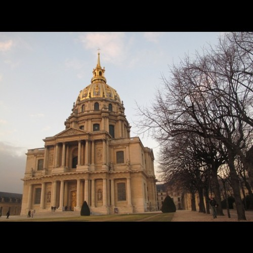 Invalides (Taken with Instagram)