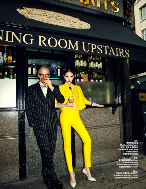 impsychotic:  Bonnie Chen by Zack Zhang for Harper's Bazaar China July 2012