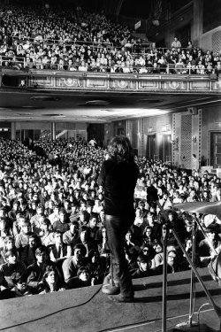 life:  Not published in LIFE: The Doors perform at New York City's Fillmore East in 1968.  See more photos here.