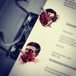da-vineha:  #zombies (Taken with Instagram)