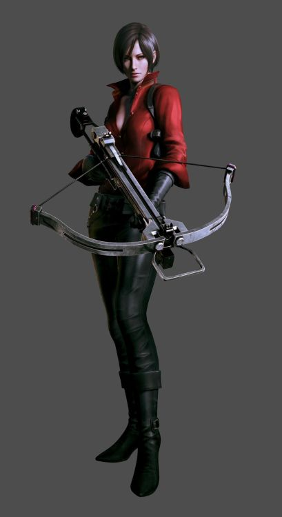 finnickyy:  Ada Wong - Either Resident Evil 6 or Resident Evil: Damnation