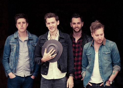 Check out the new photo of A Rocket To The Moon! This is from the band's photo shoot around Boston a couple months back with Eric Ryan Anderson.  A Rocket To The Moon's official audio stream for 'Going Out' from the upcoming album, Wild & Free is now on YouTube.  Visit arockettothemoon.net for more! Click HERE to login and check out the new A Rocket To The Moon street team mission!