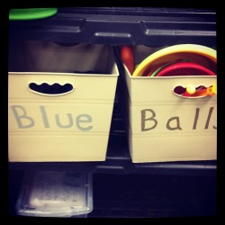 madm:  Lol, blue balls!!! #blue #balls #funny #lol (Taken with Instagram)