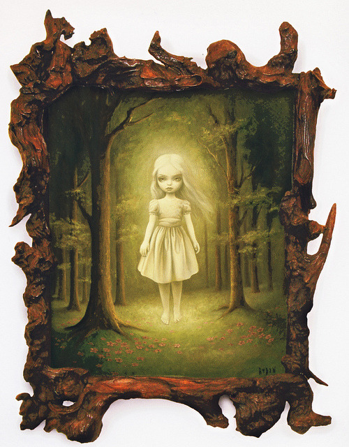 Ghost Girl by Mark Ryden, 2006