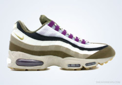 Classics Revisited: atmos x Nike Air Max 95 (2003) via sneakernews.com