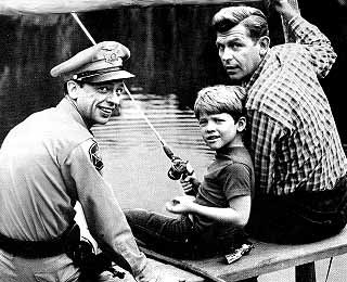 "Ron Howard on Andy Griffith, who died today at 86:  ""His pursuit of excellence and the joy he took in creating served generations & shaped my life. I'm forever grateful.""  Of course, Howard isn't the only one. Griffith is best known for his role in the classic TV show that bears his name, a series remembered as much for the America it represents as for the laughter that it brought to millions. As Griffith himself put it:  ""Our basic theme was love. And understanding one another. And hoping the best for one another."""