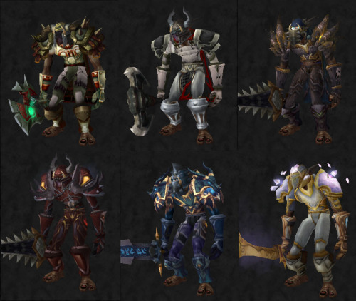rasekek:  Hi, various DK mogs.  Trolls are really hard to shop for.  more troll dk mogs