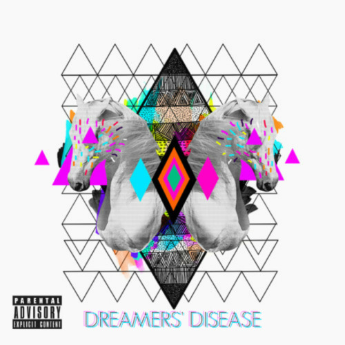 """Dreamers Disease Ep"" by A Kid Named Pollo Download It Now Artwork by Kris Tate"