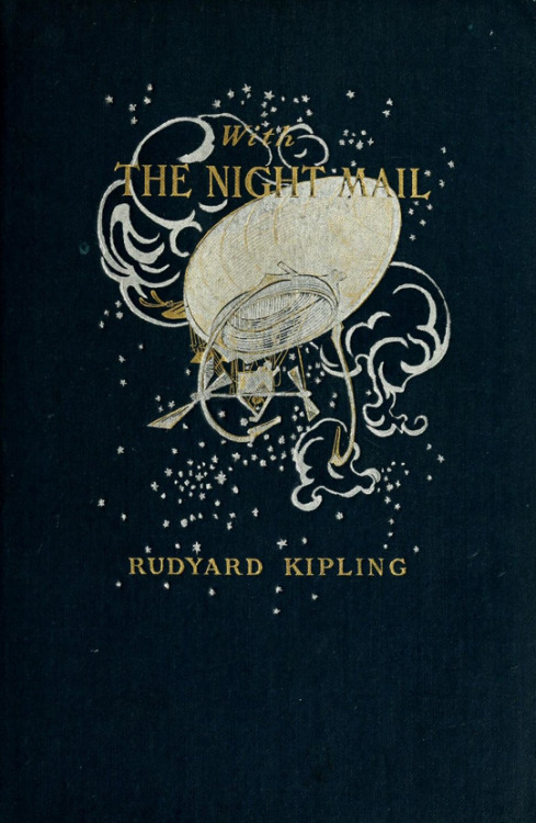 the-rx:  With the Night Mail by Rudyard Kipling.