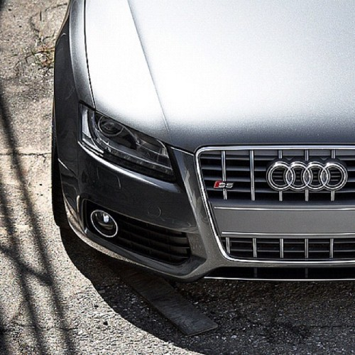 "#Audi #S5 #Front ""The Fine Print"" (Taken with Instagram)"