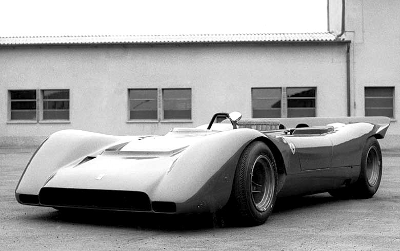 1969 Ferrari 612 Can-Am