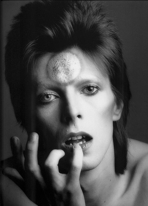 """Bowie really cultivated that image of being from another planet and as a young person, I started to think 'Could it be? Could he possibly be an alien living amongst us?' He was definitely weird enough to make me wonder if he could be from another planet, but I found that exciting… whereas other people in my neighborhood may have found that frightening.""  -Alice Bag interviewed by Matthew Smith-Lahrman, 2012."
