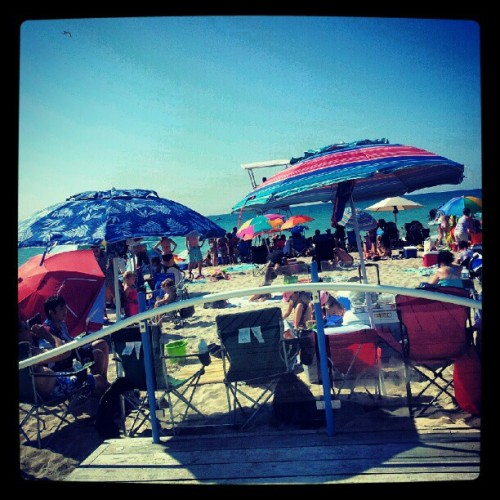 #summer #beach #sunshine (Taken with Instagram)