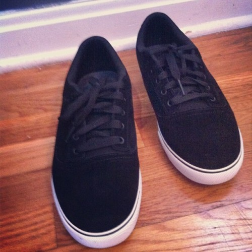 New shoes. (Taken with Instagram)