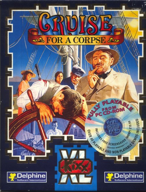 vgjunk:  Cruise for a Corpse.