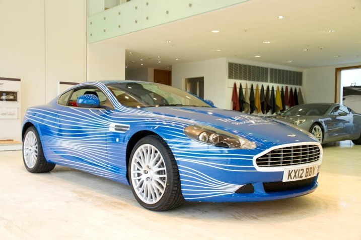 Aston Martin Shares User-Designed 2012 DB9 1M  Aston Martin has released a user-designed vehicle called the 1M that is based on the 2012 Aston Martin DB9. The car's design was influenced by Facebook fans, thanks to a series of polls on the firm's social networking page.  Read More