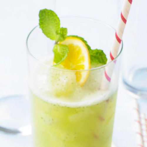 Daily Dish: Our tangy Electric Lemonade sounds like a great way to cool off this summer!
