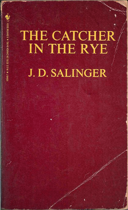 saddest-summer:  The Catcher in the Rye