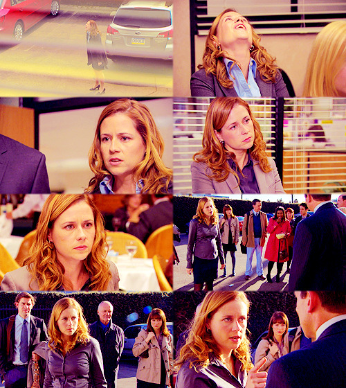 pamela beesly (being a badass)⇒ asked by nicestrokepam