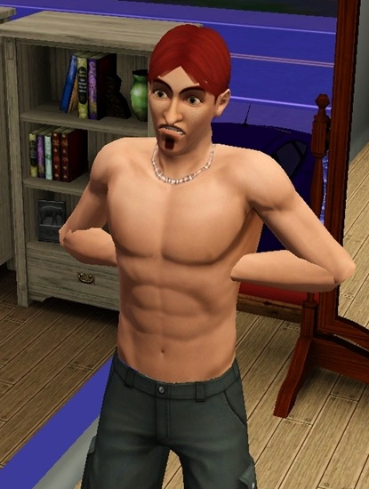 shitsimsdo:  That awful moment when you realize your arms are fused into your abdomen
