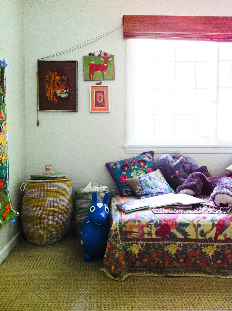 bohemianhomes:  Bohemian Homes: Kids room