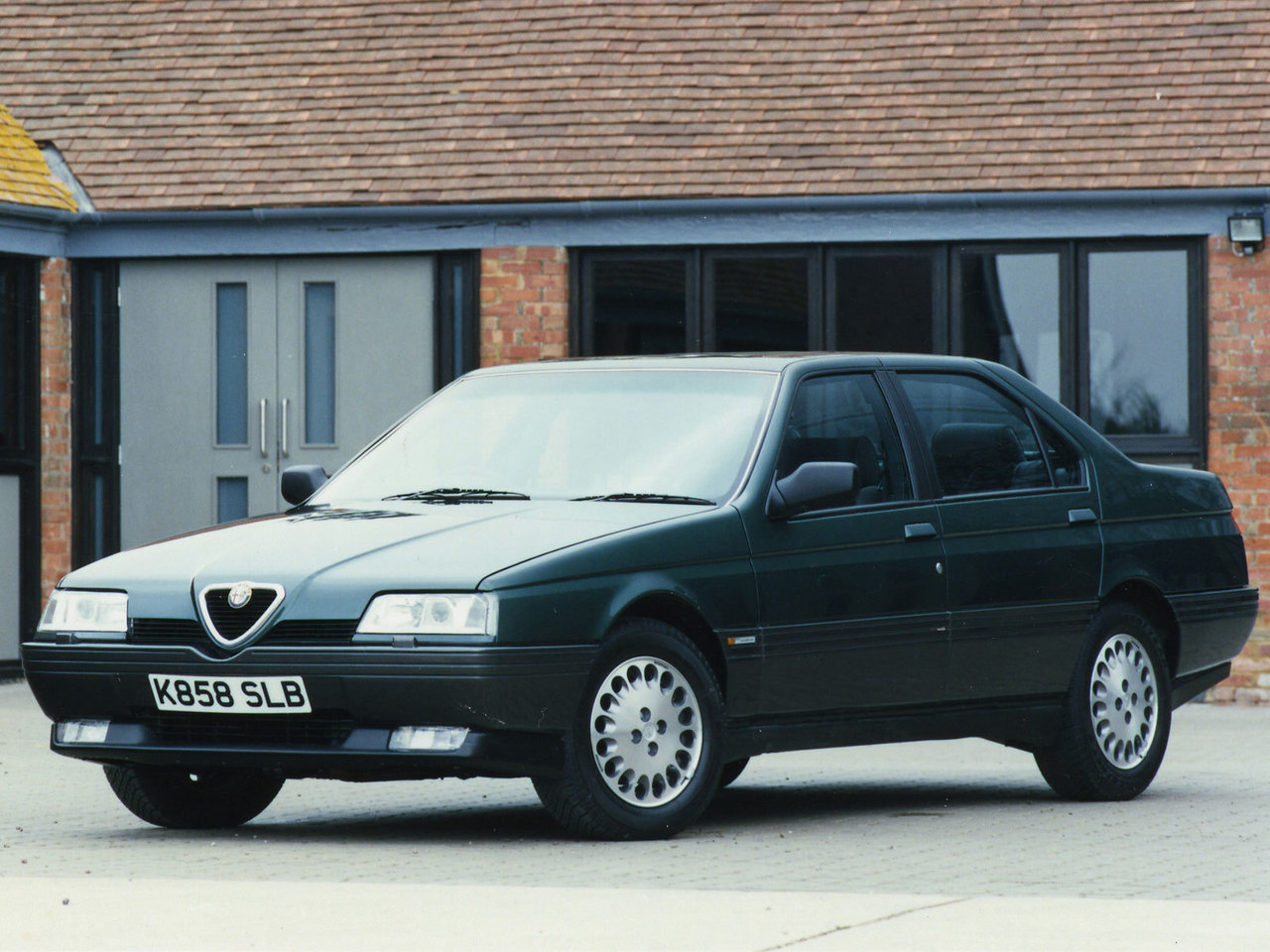 The Pininfarina Cars  1987 Alfa Romeo 164  (vía auto.aggress.ru)