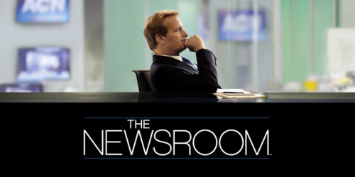 The Newsroom: Aaron Sorkin's new show gives you exactly what you want & expect from his writing and HBO's lack of language restriction. | Read More