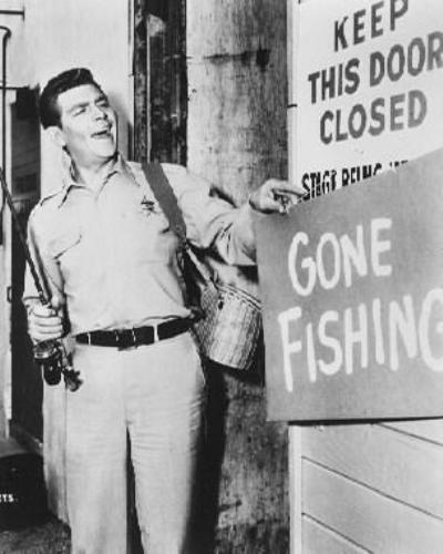 R.I.P. ANDY GRIFFITH June 1, 1926 - July 3, 2012