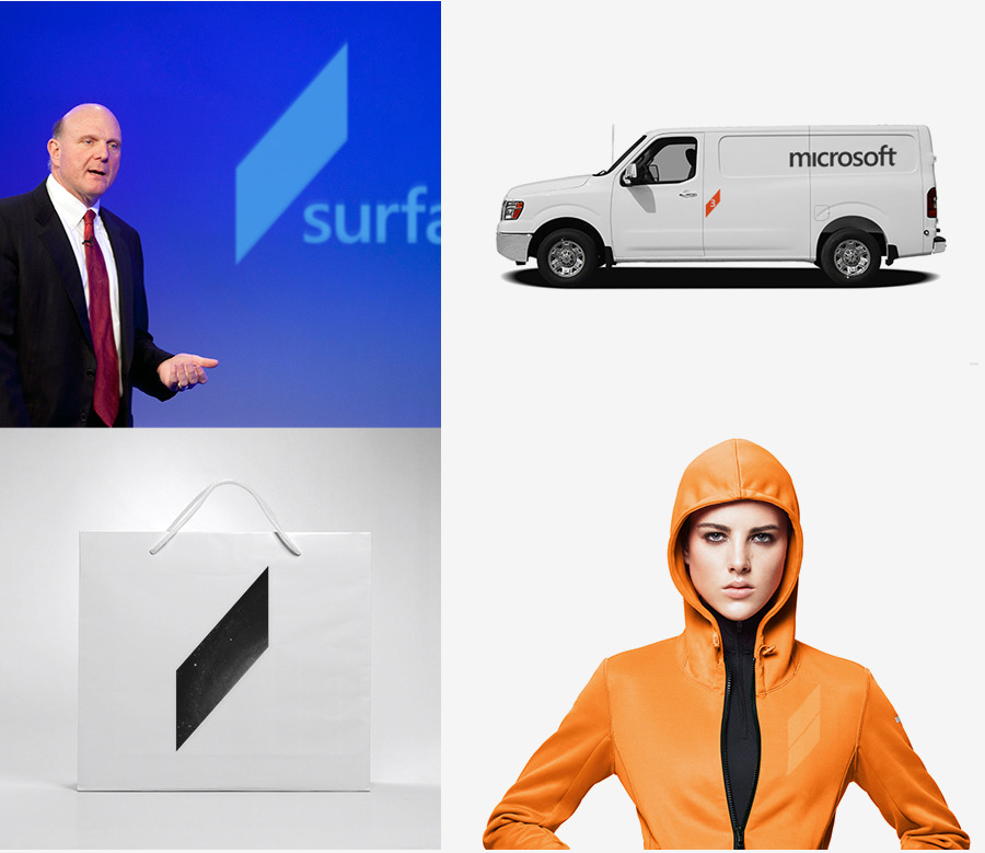 Apple user Andrew Kim makes an awesome case for re-branding Microsoft in the new age. Go here for more pictures and details.
