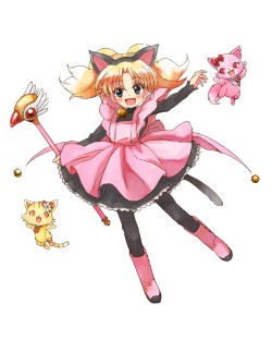 jewelpet-kingdom:  what a cute cardcaptor sakura crossover!