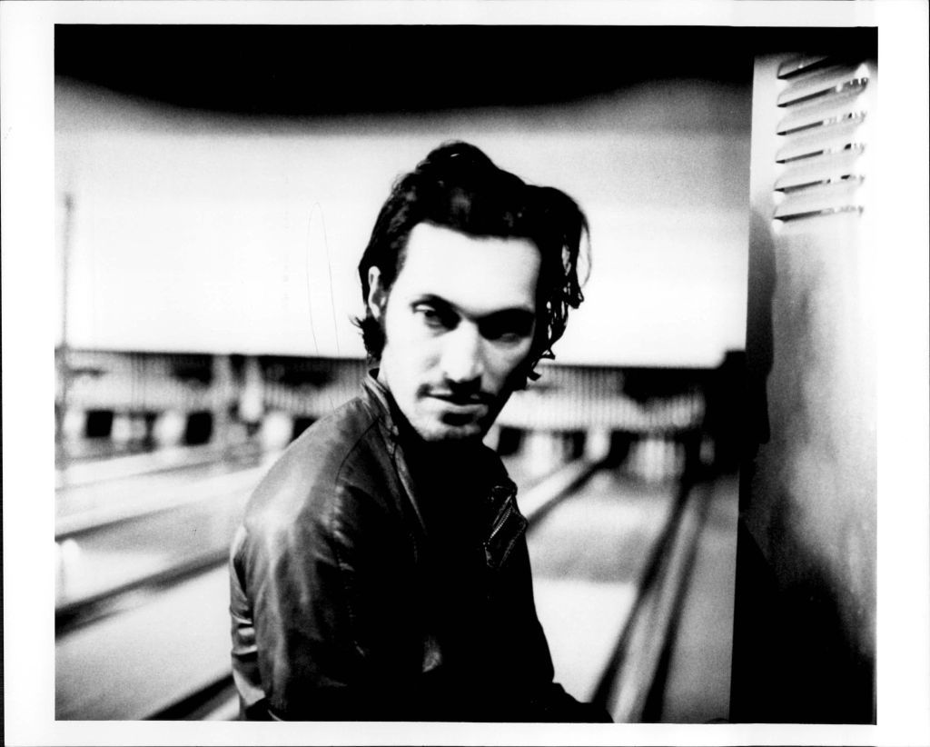 Press photo of Vincent Gallo for Buffalo '66