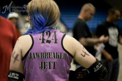 My names Jawbreaker Jett, watch me sweat.