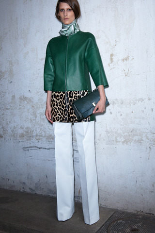 Photos: Style My favourite looks from CÉLINE Resort 2013