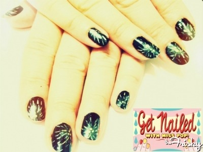"Get Nailed: ""Baby, You're A Firework"" Nail Art How-To - The Frisky"