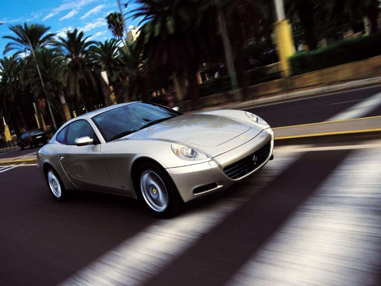 The Pininfarina Cars     2004 Ferrari 612 Scaglietti     (vía Car Pictures)